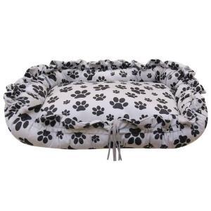 Лежак для собак Гамма Релакс, размер 66х48х15см., цвета в ассортименте