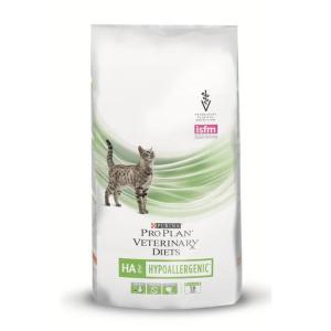 Корм для кошек Purina Pro Plan Veterinary Diets HA, 1.3 кг