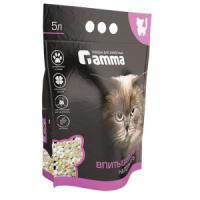 Фотография товара Наполнитель для кошачьего туалета Гамма, 3 кг