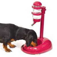 Фотография товара Кормушка-автопоилка для собак и кошек Triol, размер 42х28х29см., цвета в ассортименте
