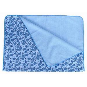 Полотенце для собак Osso Fashion, размер 40x60см., синий