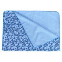 Фотография товара Полотенце для собак Osso Fashion, размер 40x60см., синий