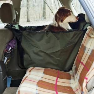 Чехол на сиденье автомобиля Osso Fashion Car Premium, размер 135х50см.
