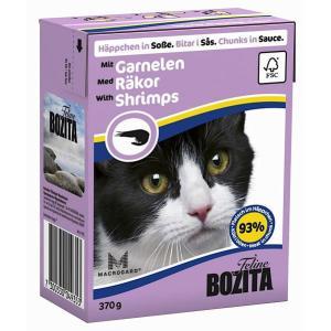 Корм для кошек Bozita Felline Shrimps, 370 г, креветки