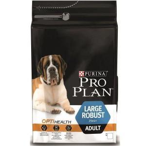 Корм для собак Pro Plan Adult Large Robust, 3 кг, курица с рисом