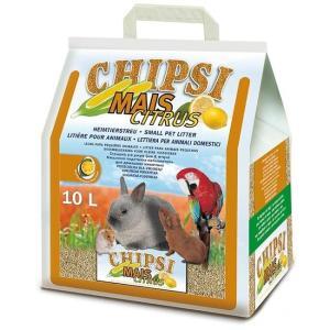 Наполнитель для грызунов Chipsi Mais Citrus, 4.6 кг, 10 л
