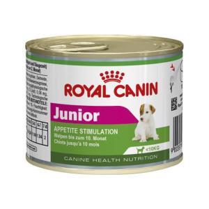 Влажный корм для щенков Royal Canin Junior, 195 г
