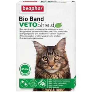Ошейник от блох и клещей для кошек и котят Beaphar Bio