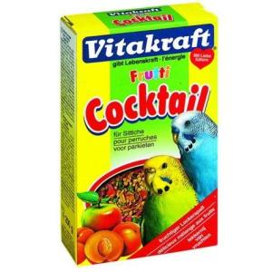 Корм для попугаев Vitakraft Frutti Cocktail, 200 г