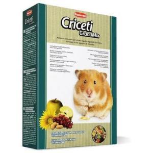 Корм для грызунов Padovan GrandMix Criceti, 1 кг, злаки, семена, фрукты, овощи