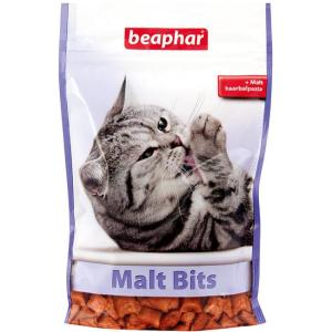Лакомство для кошек Beaphar Malt Bits, 150 г