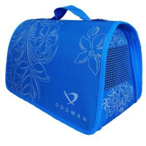 Сумка-переноска для собак и кошек Dogman Лира, размер 1, размер 35х23х22см., цвета в ассортименте