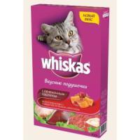 Фотография товара Корм для кошек Whiskas Паштет, 350 г, говядина с кроликом