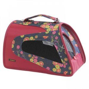 Сумка-переноска для собак и кошек Dogman Фантазия №1 S, размер 40х24х27см., цвета в ассортименте