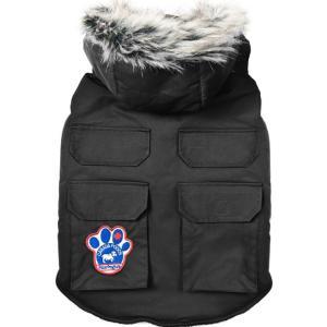 Куртка для собак Canada Poоch Эверест XS XS, черный