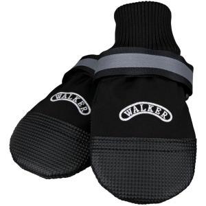 Тапки для собак Trixie Walker Professional, размер 7, чёрный
