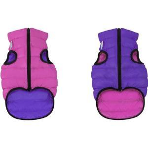Куртка для собак AiryVest 1627 M, розово-фиолетовый