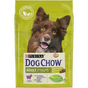 Сухой корм для собак Purina Dog Chow Adult, 2.5 кг, ягненок