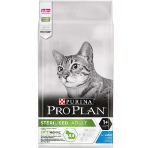 Корм для кошек Pro Plan Sterilised, 10 кг, кролик и курица