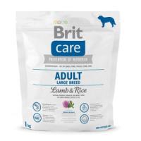 Фотография товара Корм для собак Brit Care Adult Large Breed, 1 кг, ягненок с рисом