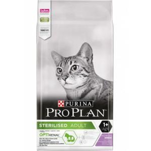 Корм для кошек Pro Plan Sterilised, 7 кг, индейка