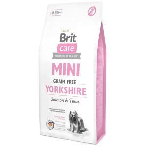 Корм для собак Brit Care MINI Yorkshire, 7 кг, тунец с лососем