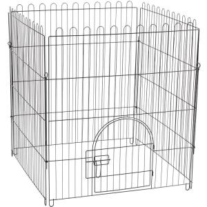 Клетка-вольер для собак Triol K-2, размер 2, размер 84х95см., цвета в ассортименте