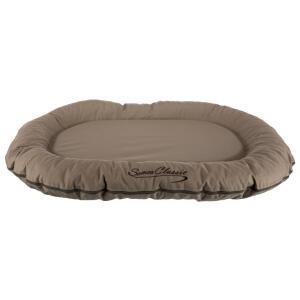 Лежак для собак Trixie Samoa Classic, 2.217 кг, размер 80x60см., серо-коричневый