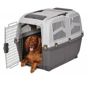 Переноска для собак MPS Skudo, размер 7, 10.2 кг, размер 105х73х76см.