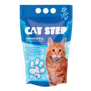 Наполнитель для кошачьего туалета Cat Step, 1.4 кг, 3 л