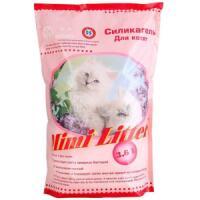 Фотография товара Наполнитель для котят Mimi Litter Розовые гранулы, 1.81 кг