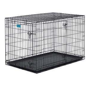 Клетка для собак Midwest Life Stages, размер 4, размер 107х71х79см., черный