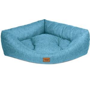 Лежак для собак и кошек Triol Венеция M, размер 72х62х20см.