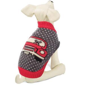Свитер для собак Triol Машинка M, размер 30см.