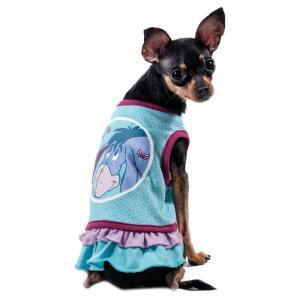 Платье для собак Triol Winnie-the-Pooh XS, размер 20см., бежево-серый