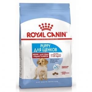 Корм для щенков Royal Canin Medium Puppy, 3 кг