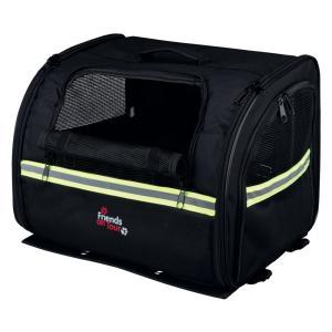 Сумка-переноска для собак Trixie Biker-Bag, размер 35×28×29см., черный