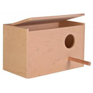 Скворечник Trixie Nesting Box S, размер 21x13x12см.
