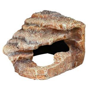 Грот для рептилий Trixie Corner Rock, размер 16×12×15см.