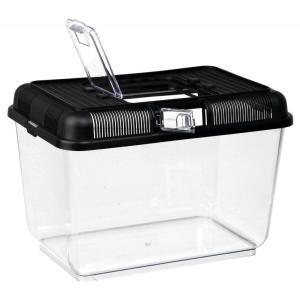 Переноска для рептилий Trixie Transport and Feeding Box L, размер 31х21х21см., цвета в ассортименте