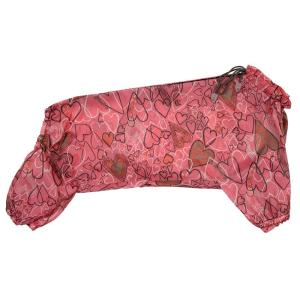 Комбинезон-дождевик для собак Гамма Такса, размер 41х27х16см., цвета в ассортименте