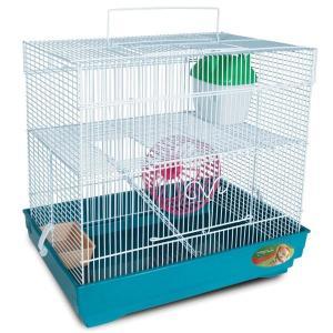 Клетка для грызунов Triol 4101, размер 39.5х29.5х37см.