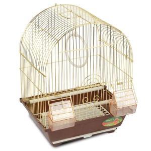 Клетка для птиц Triol 2100AG, размер 30х23х39см.