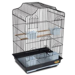 Клетка для птиц Triol 6007, размер 47.5х36х68см., цвета в ассортименте