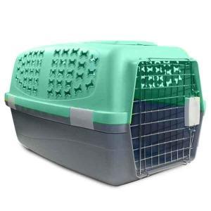 Переноска для собак и кошек Triol SH3661 M, размер 55х35х32см., цвета в ассортименте