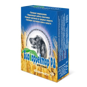 Витамины для собак Биокорректор