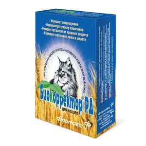 Витамины для кошек Биокорректор