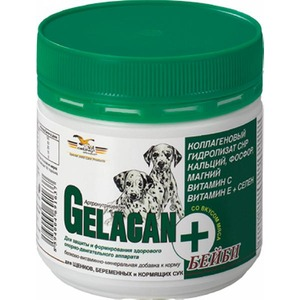 Витамины для собак Гелакан