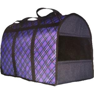 Сумка-переноска для собак и кошек Ладиоли М-3 XL, размер 50х30х34см., цвета в ассортименте