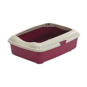 Туалет для кошек Marchioro, размер 50х37х17см., цвета в ассортименте